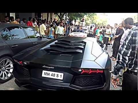 Lamborghini Mumbai Brunch n' Drive