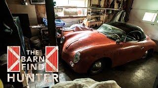$341,000 1957 Porsche 356 A Speedster | Barn Find Hunter - Ep. 6