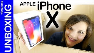 Apple iPhone X unboxing y primeras impresiones -despejamos la incógnita de Apple-