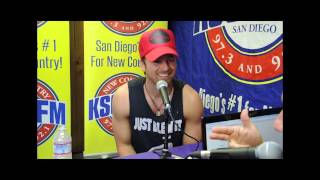 Kip Moore Interview Stagecoach 2015