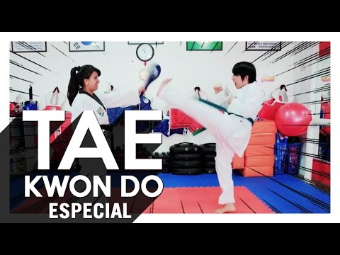 JACKIE CHAN COREANO - TAE KWON DO