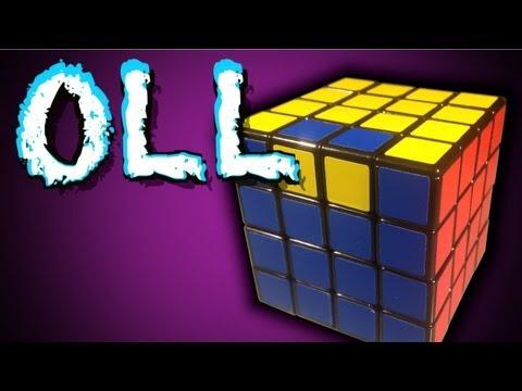 4x4 rubiks cube edge parity