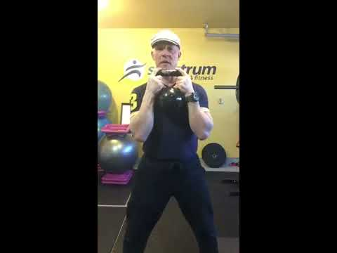 Spectrum Therapy and Fitness- Kettlebell workout- Covid19 Stay-at-home-workout!!