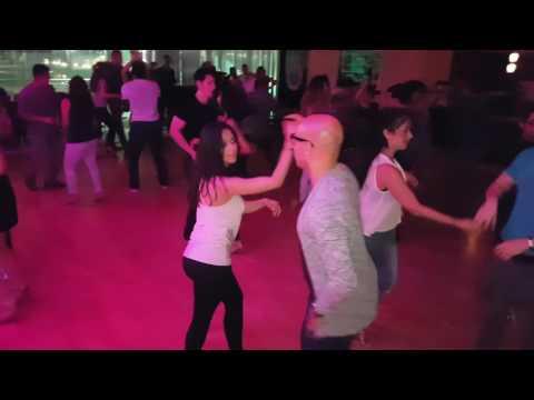 Phil, Vanessa, Troy, Veronica - Salrica Salsa Social