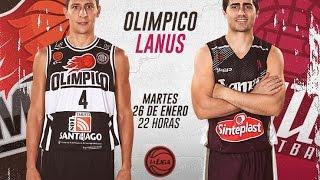 Сиклиста Олимпико : Ланус