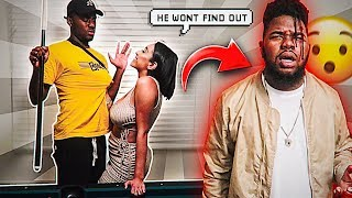 My Best Friend's Girlfriend Tried to CHEAT w/ me LIVE ON CAMERA!!!