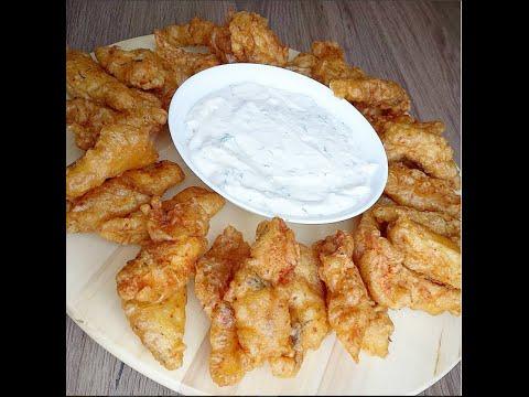 Tavuk Schnitzel Tarifi Videosu - Tavuk Yemekleri