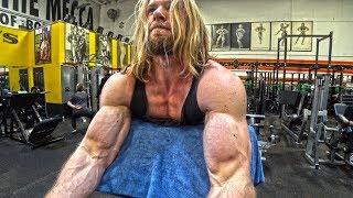 Super ARMS (Biceps & Triceps) Workout | Buff Dudes Cutting Plan P4D4
