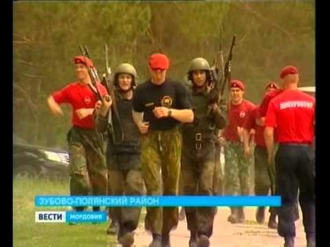 В Мордовии в третий раз прошел экзамен на краповый берет