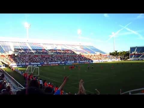 GOLAZOO score by ABBY WAMBACH U.S.Wome's soccer 7-0 Russia FAU Stadium Boca Raton, Fl sat Feb 8 2014