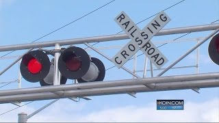 Pedestrian hit by train in Beaverton