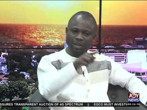 Power Crisis - AM Talk on Joy News (1-12-15)