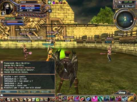 Last Chaos PvP 165 vs 165 Wiz vs Witch EG EP2. Скачать Last chaos Archmage