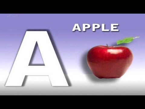 Play & Learn Alphabet With Picture - Animated Series