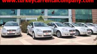Antalya Car Rental Agency - Turkey