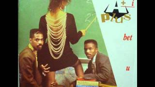 A+ PLUS - Atlanta Madness (Rap Version) New Jack Swing 1992