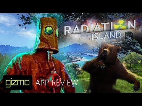Radiation Island - App Review - Gizmo