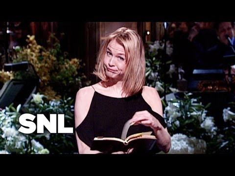 Renee Zellweger Monologue - Saturday Night Live