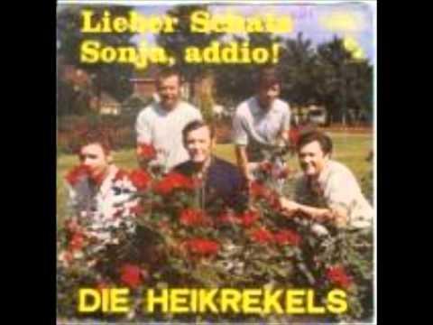 Sonja addio - Duitse versie