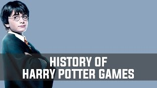 History of Harry Potter Games