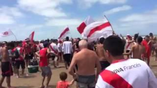 River en la playa - Superclasico 2016 Mar del Plata