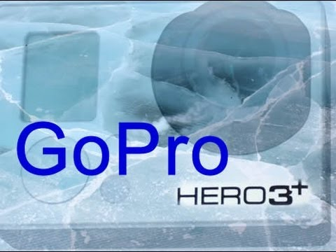 GoPro HERO3+ Freeze Fix - Hard Reset