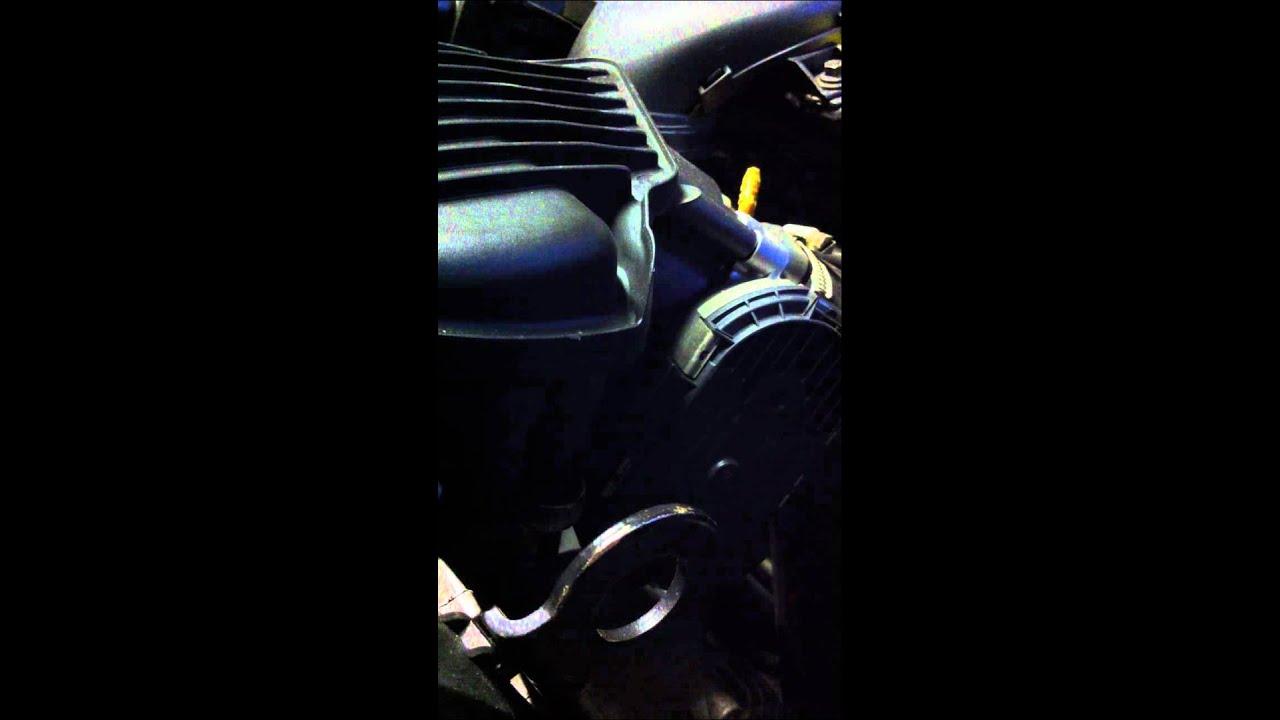 Check Engine Light Car Revving Ford Explorer