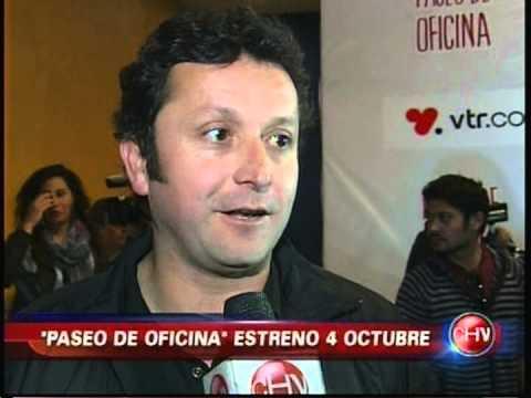 Estreno Pelicula Paseo De Oficina Chvnoticias02 10 2012