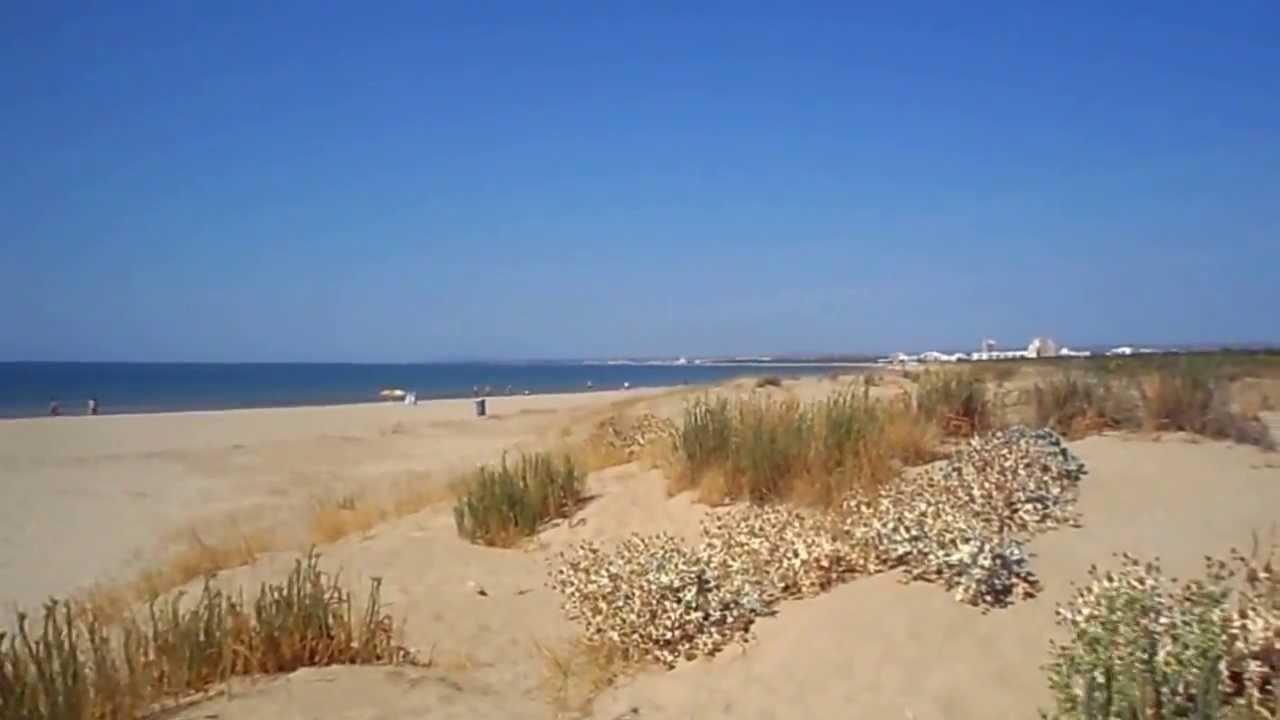 Vila Real de Santo Antonio Beach Praia de Vila Real Santo