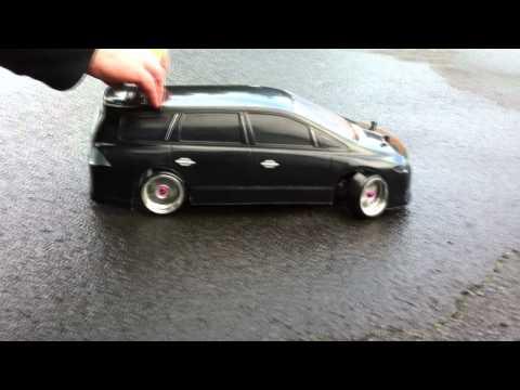 Honda Odyssey Drift RC Car