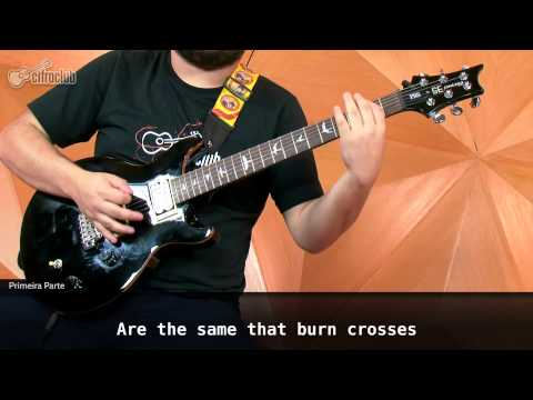 Killing In The Name - Rage Against The Machine (aula De Guitarra) video