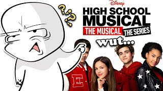 High School Musical The Musical The Series is hilariously dumb...
