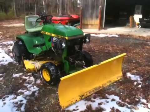 John Deere 317 Repower How To Save Money And Do It Yourself