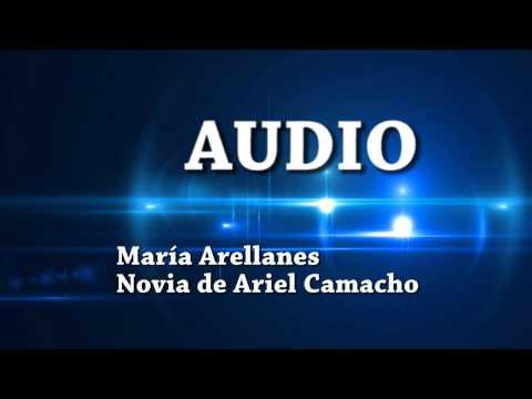 María Arellanes novia de Ariel Camacho narra como era su relación