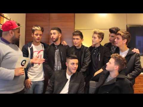 X Factor: EntertainmentWise meets Stereo Kicks