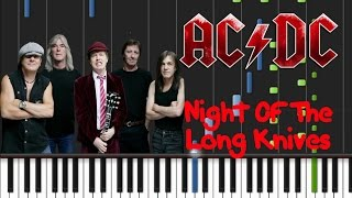 Video AC/DC - Night Of The Long Knives