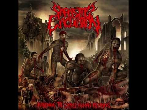 Parasitic Ejaculation - Slow Torture Puke Chamber