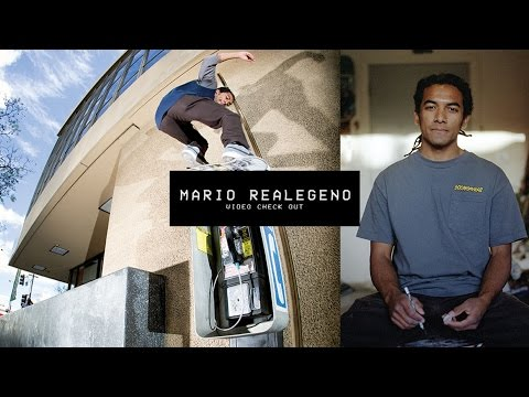 Video Check Out: Mario Realegeno