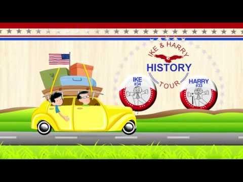 Ike & Harry History Tour promo