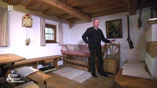 Leben wie im Museum: Hans Müller und der Poidaihof   Schwaben & Altbayern   BR Fernsehen