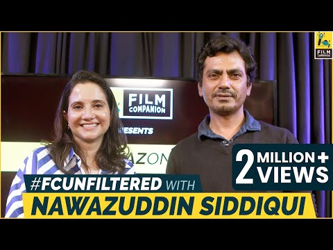 Nawazuddin Siddiqui Interview With Anupama Chopra | FC Unfiltered | Film Companion thumbnail