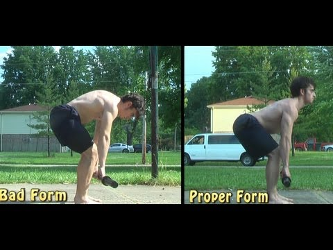 How To Deadlift With Perfect Form Image 1