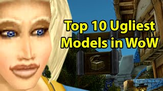 Pointless Top 10: Ugliest Models in WoW