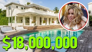 10 Expensive Things Owned By Colombian Super Star Shakira