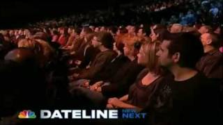 Criss Angel holds auditions on Howie Do It (Original Air Date: 05/01/2009)