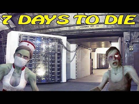 7 Days to Die ► Бункер  (16+)