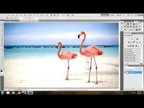 How To Make Photos Look Professional in Adobe Photoshop CS 5