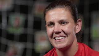 185: The Story of the Greatest Goalscorer of All Time, Christine Sinclair