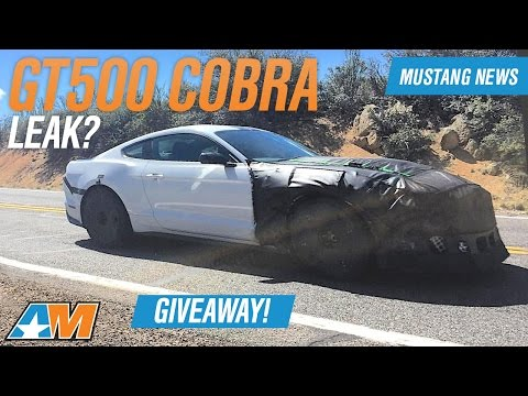 2018 2019 Mustang Shelby GT500 Spied Images    Justin's 2014 Mustang Build Update    Giveaway 💸
