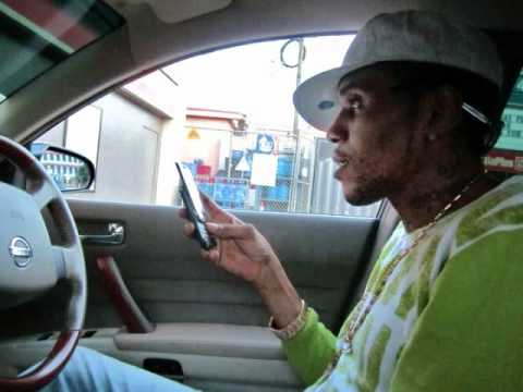 Vybz Kartel Interview On Hitz 92FM With Jenny Jenny [Best Male Dancehall Artiste Of 2010]